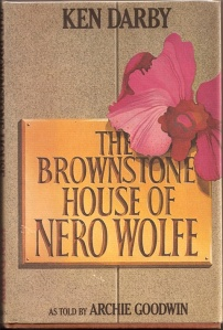 Brownstone House of Nero Wolfe cvr2