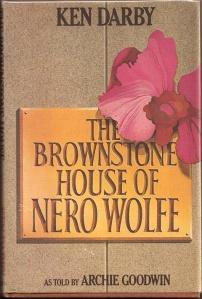 Brownstone House of Nero Wolfe cvr2