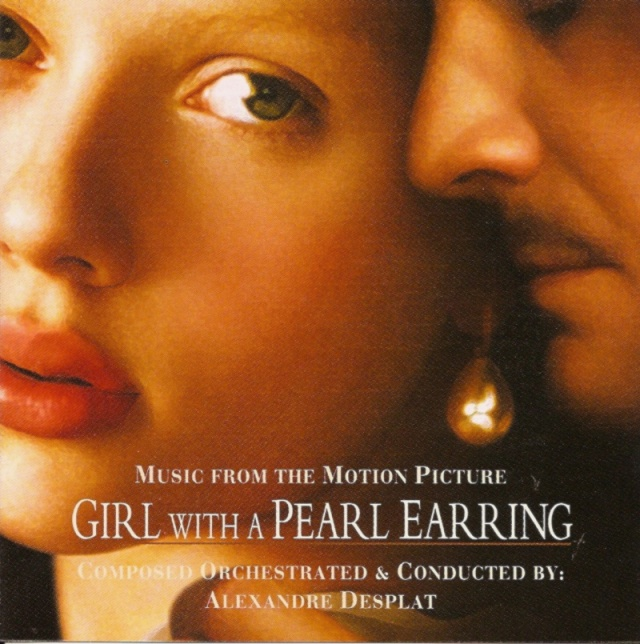 Girl with a Pearl Earring cvr