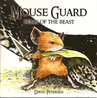 Mouse Guard 1152 #1 cvr sml