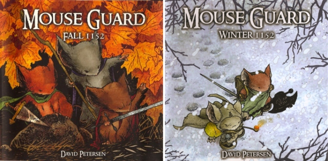 Mouse Guard 1152 dj both