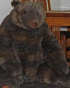 Mr Bear at home 2
