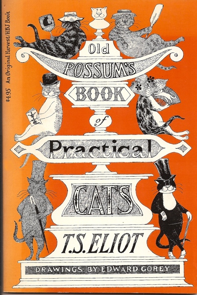 Old Possum Book of Practical Cats cvr3