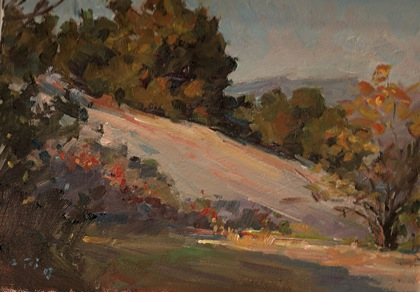 In Laguna Canyon - Alfred Tse - 2008
