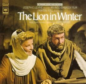 Lion in Winter - Columbia - CD cvr sml
