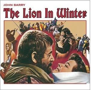 Lion in Winter - Prague CD cvr