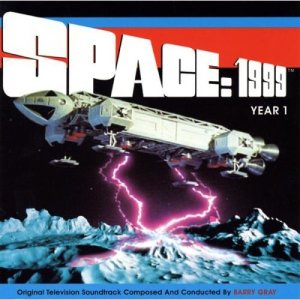 Space 1999 year1 CD cvr