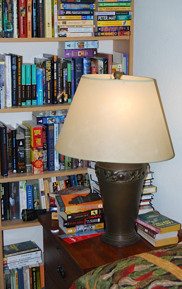 TBR nightstand