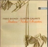 Italian Violyn Concertos CD cvr