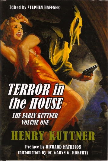 Terror in the House cvr