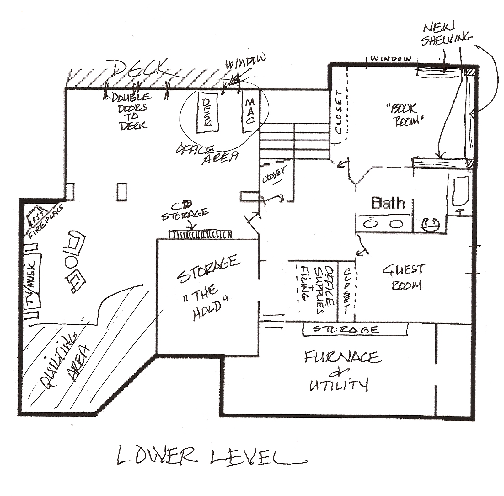 The Floor Plan The Broken Bullhorn