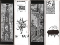 Gorey Bookmarks 02