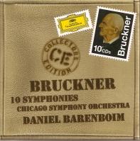 Bruckner - 10 Symphonies