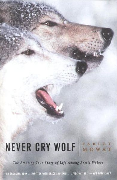 farley mowat never cry wolf pdf