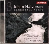 Johan Halvorson Orchestral Works - 03