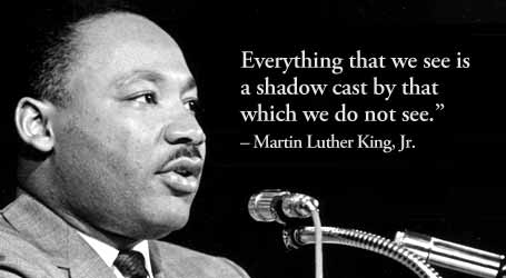 Happy Martin Luther King Day The Broken Bullhorn