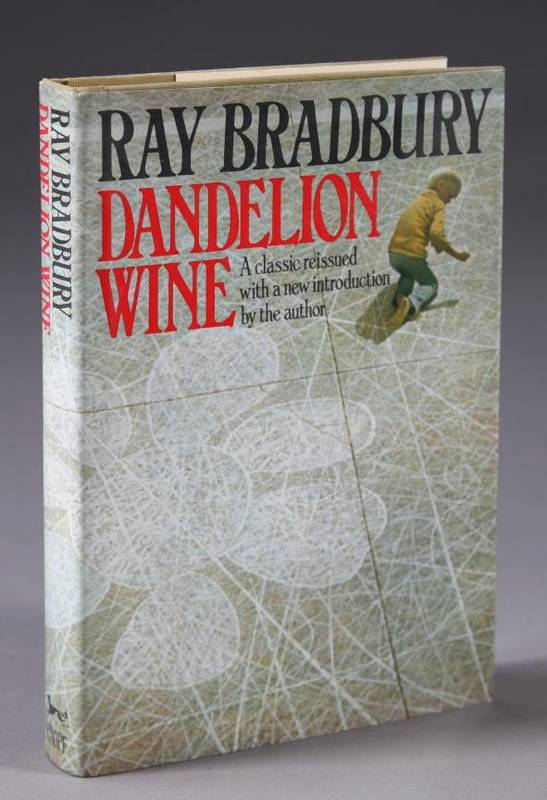 dandelion wine essay topics Something wicked this way comes has often been called a companion piece to another bradbury novel, dandelion wine how do the two stories differ in tone and themes.