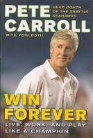 Pete Carroll Win Forever
