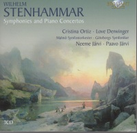 Symphonies and Piano Concertos of Wilheim Stenhammar