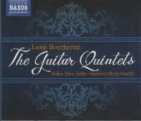 Boccherini Guitar Quintets