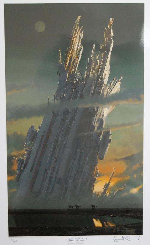 Edward Howard - The Relic
