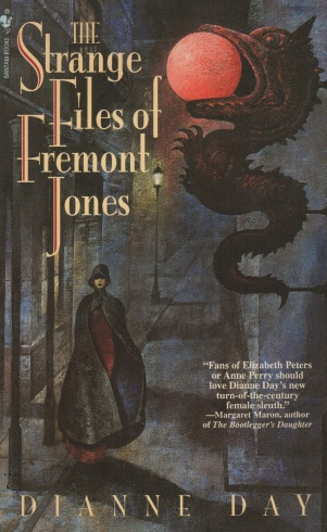 Strange Files of Fremont Jones