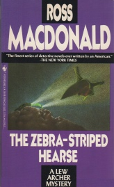 Zebra-Striped Hearse