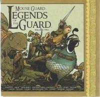 Legends of the Mouse Guard, Volume Two