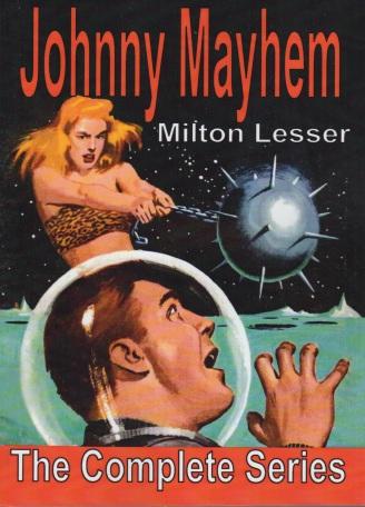 Johnny Mayhem - Complete Series