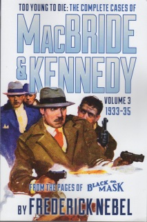 MacBride & Kennedy vol 3