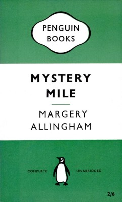 Mystery Mile by Allingham