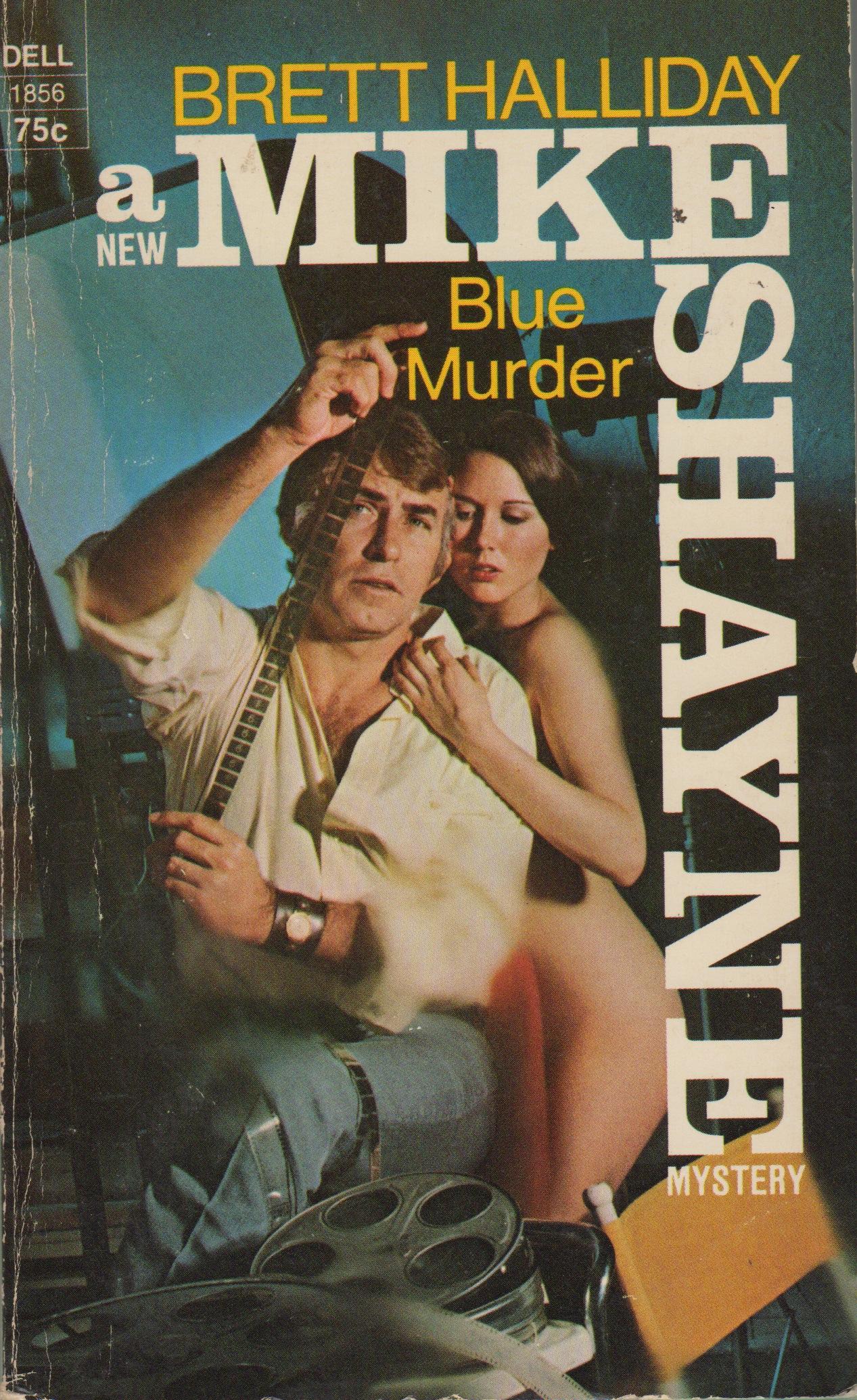 Ffb blue murder by brett halliday the broken bullhorn ffb blue murder by brett halliday fandeluxe Document