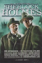 Adventures of Sherlock Holmes DVD