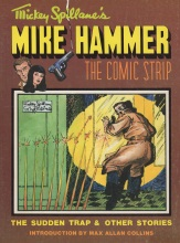 Mike Hammer comic strip