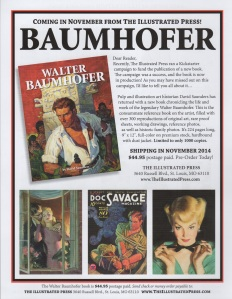 Walter Baumhofer flyer